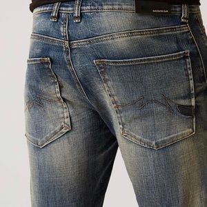 Parasuco Jeans - Parasuco Biker Jean Sz 30W 34L